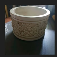 Bombay 3 wick candle cover dish.. Whitby, L1N 8X2