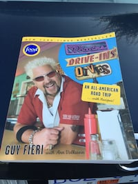 Guy Fieri Cookbook Lotsa cool pics and dishes Surrey, V3Z 9R9