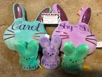Personalized Easter bunnies or peeps Vallejo, 94591