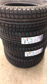 4 NEW 225/65R17 MAXTREK WINTER TIRES **FREE MOUNT & BALANCE** Winnipeg, R2R 0Y9