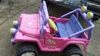 Barbie power wheels no battery no charger Louisville, 40272