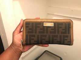 Authentic Fendi Wallet For Sale!