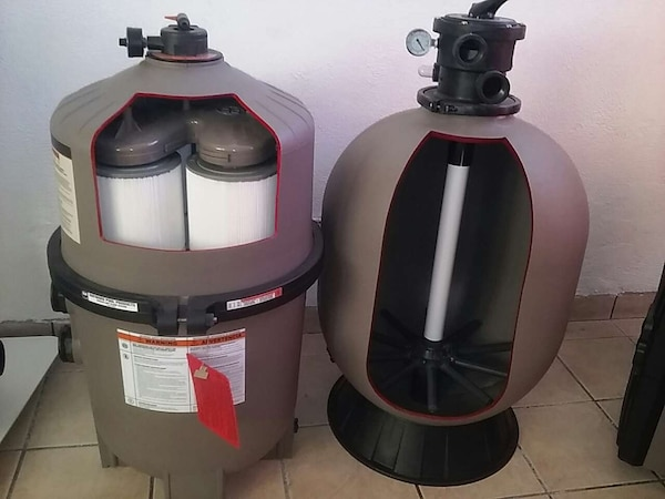Used Swimming Pool Filter for sale in Tucson - letgo