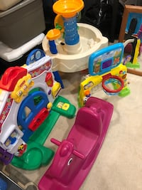Toddler Toys Lot Springfield, 22152