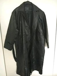 Leather trenchcoat West Des Moines, 50265