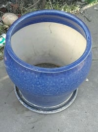 15 inch ceramic pot for plants $20 West Covina, 91790