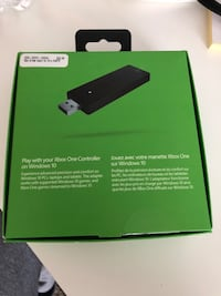 Black and green and black power bank Vienna, 22182