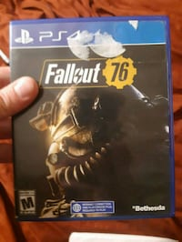 Fallout 76 For PS4 Macomb, 48042