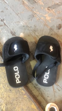 Polo sandals size 8 for toddler San Francisco, 94110