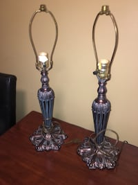 Two vintage lamps!  New Bedford, 02740