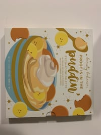 Proof is in the pudding eyeshadow palette Toronto, M9A 4V7