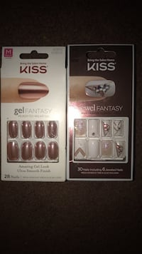 Kiss fake nails Lanham, 20706