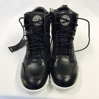 Black Stone island high top boots Los Angeles, 90016
