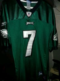 green and white NFL NFL jersey Allentown, 18104