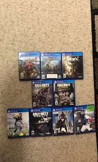 PS4 Game CHEAP North Vancouver, V7J 3R1