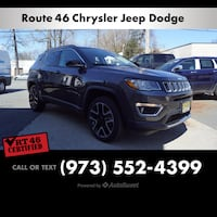 2018 Jeep Compass Limited Little Falls, 07424