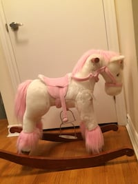 Rocking horse ages 3-8  Burlington, L7L 1C1