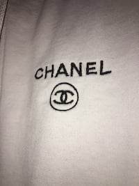 reworked Chanel sleeveless top