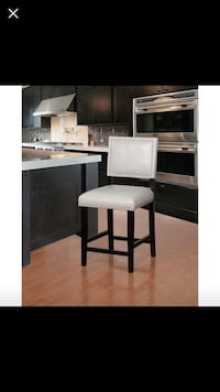 """Alcott Hill Elias 24"""" Bar Stool (only have one) Mississauga, L5R"""