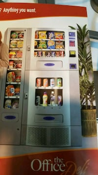 Sega office deli vending machine Temple City, 91780