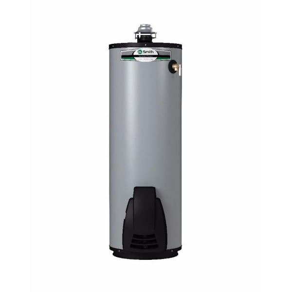 A.O. Smith Signature Premier 40-Gallon Tall 12-year Limited 40000-BTU Natural Gas Water Heater