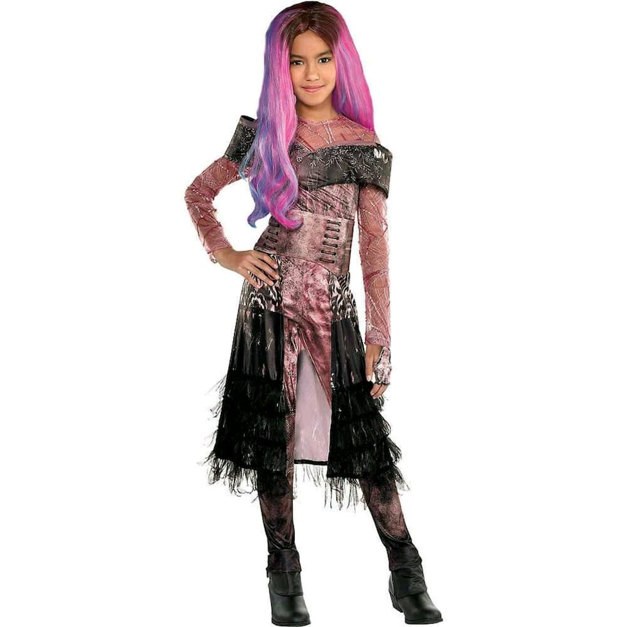 Halloween Cosplay Descendants 3 Audrey Mal Costume
