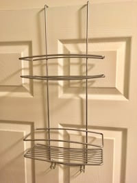 Over shower door caddy Alexandria, 22303