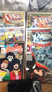 Comic Books (6)  Surrey, V3V 2B8