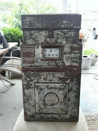 100 year gas meter/collectible#031 made