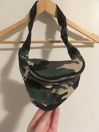 L.A. Express Army Print Fanny Pack