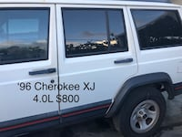 1996 Jeep Cherokee XJ for parts 2WD 4.0L Los Angeles, 91306
