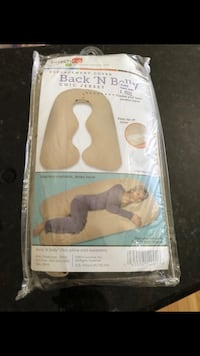 Leach co back and belly maternity pillow cover