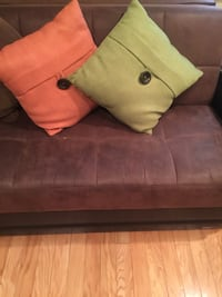 SLEEPER SOFA WITH STORAGE SPACE EXCELLENT CONDITION Los Angeles, 91326