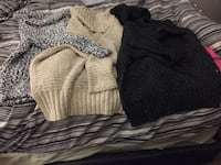 Knitted sweaters bran new Calgary, T2N 4M5