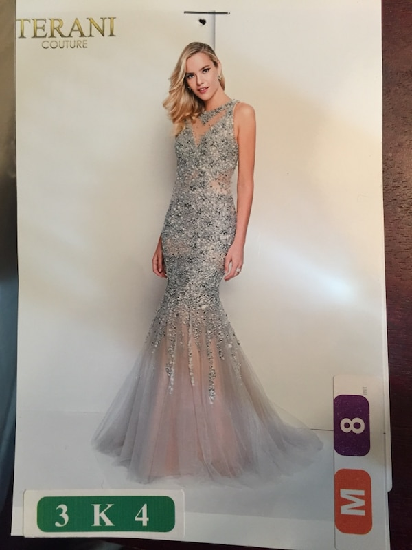 Used Prom Wedding Dress For Sale In Edmonton