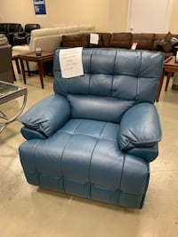 Power reclining chair top grain real leather with USB port brand new Jacksonville, 32216