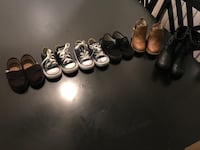 Shoes  for children in excellent condition Reno, 89511