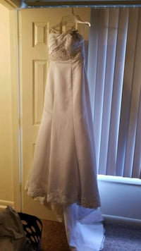 Private Collection, White Wedding Dress