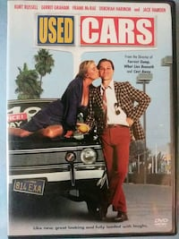 Used Cars dvd