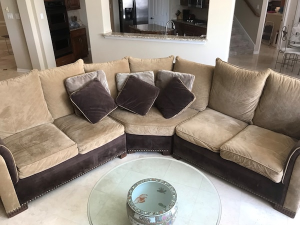 Magnificent Luxury 3 Piece Sectional Couch Gmtry Best Dining Table And Chair Ideas Images Gmtryco