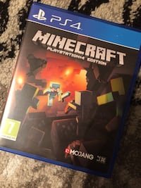 Minecraft sony ps4 spill