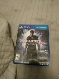 Sony PS4 Uncharted 4 case Houston, 77033