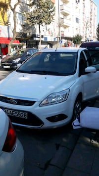 2011 Ford Focus SW 1.6 TDCI 90PS COLLECTION Kartaltepe