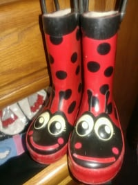 $20 Girls Sz 9 Western Chief Rainboots