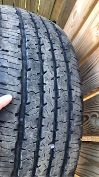 Have four 275/70R18 tires for sale Inwood, 25428