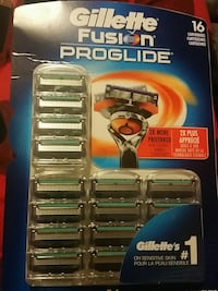 Gillette Fusion Pro Glide new in box  Saint Thomas