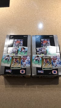 Fleer Ultra football cards