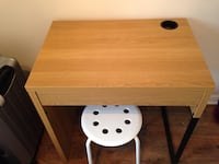 One Person Desk AS GOOD AS NEW null