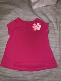 6 months hot pink top new  Toronto, M3N