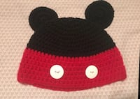 Toddlers Mickey Mouse beanie  ROUNDROCK
